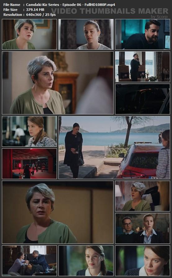 Camdaki Kiz Series Episode 06 FullHD1080P mp4 - دانلود قسمت 6 سریال دختری در شیشه ❤️ Camdaki Kiz با زیرنویس فارسی