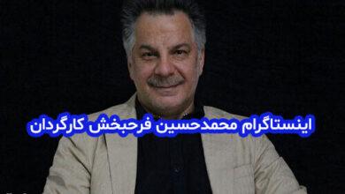 farah 390x220 - اینستاگرام محمدحسین فرحبخش کارگردان | آیدی پیج اینستاگرام محمدحسین فرحبخش