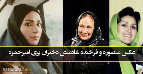 farokh shadmanesh - فرخ شادمنش کیست؟ بیوگرافی و علت درگذشت فرخ شادمنش دختر پری امیرحمزه + عکس ها